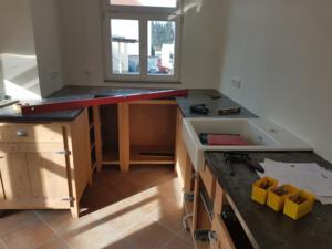 Umzug Küche 1Schreinerei SedlmeierRott am Inn