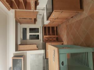 fertig aufgebaut 2Küche aus derSchreinerei Sedlmeier Rott am Inn