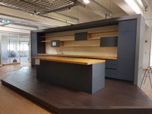 Büro-KücheSchreinerei SedlmeierRott am Inn
