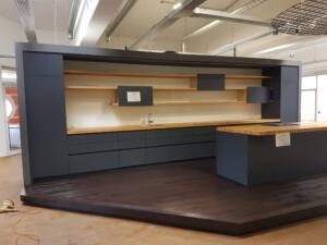 Büro KücheSchreinerei SedlmeierRott am Inn