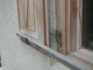 denkmalgeschütze Fenster
