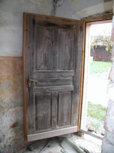 restaurierte Türe Denkmalschutz Schreinerei Sedlmeier Rott am Inn