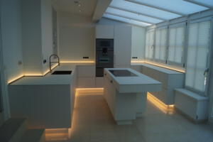 Moderne Küche 2Schreinerei SedlmeierRott am Inn