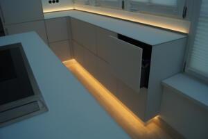 Moderne Küche 1Schreinerei SedlmeierRott am Inn