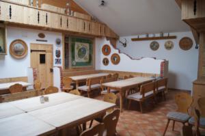 Gaststätten-SaalSchreinerei SedlmeierRott am Inn