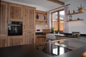 Altholz Küche Bora Classic