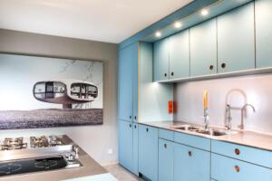 Linoleum Küche FrontSchreinerei Sedlmeier Rott am Inn