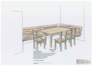 Tisch Kernbuche