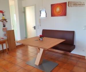Tisch und SitzbankSchreinerei Sedlmeier Rott am Inn